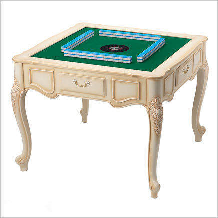 重庆欧式餐桌餐桌麻将机全自动两用机